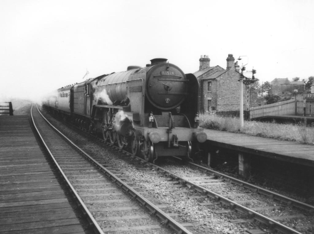Hartlepool history then now hart station steam locomotive herringbone publicscrutiny Choice Image